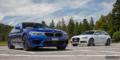 BMW M5 F90 Marina Bay Blue Audi RS6 C7 Suzuka Grau
