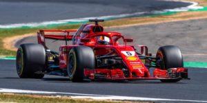 GP F1 Grande Bretagne 2018