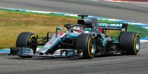 F1 GP Allemagne 2018