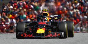 GP Autriche F1 2018