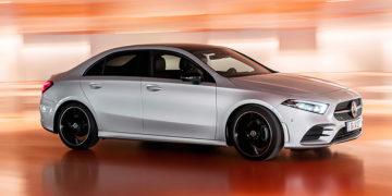 Mercedes Classe A berline