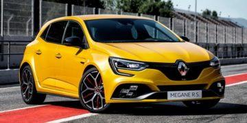 Renault Megane 4 RS Trophy