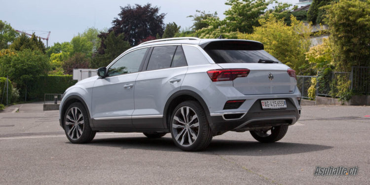 Essai VW T-Roc Sport 4Motion