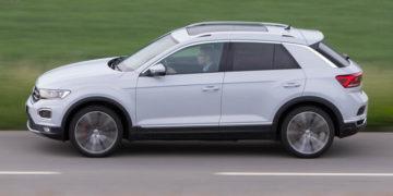 Essai VW T-Roc Sport