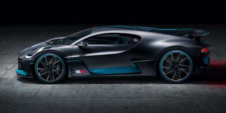 Bugatti dévoile sa nouvelle hypercar vendue 5 millions d'euros