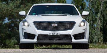 Essai Cadillac CTS-V