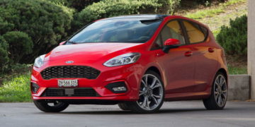 Essai Ford Fiesta Ecoboost ST Line
