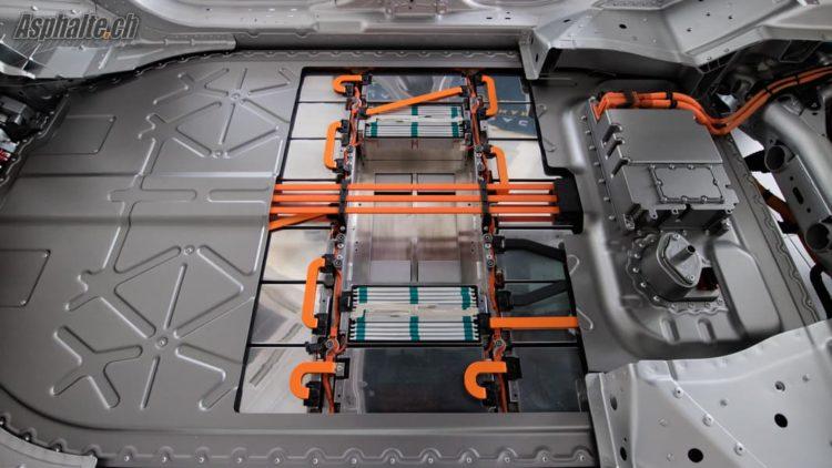 Jaguar I-Pace Pack Batteries