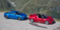 Essai Alpine A110 Première Edition Alfa Romeo 4C Spyder