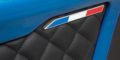 Essai Alpine A110 Première Edition contre porte