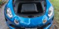 Essai Alpine A110 Première Edition coffre avant
