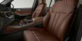 BMW X5 xDrive45e intérieur sièges