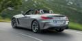 BMW Z4 M40i Argent Silver