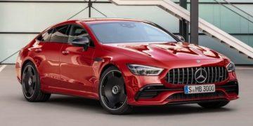 Mercedes-AMG GT 43 Mercedes-AMG GT 43 4Matic+ 4 portesMercedes-AMG GT43 4Matic+ 4 portes