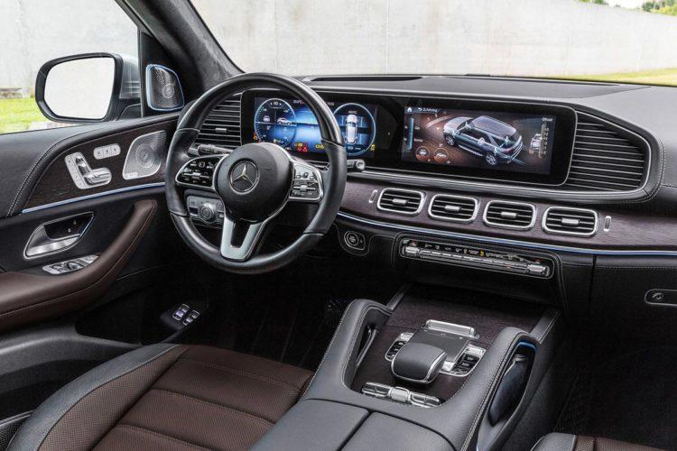 Mercedes GLE 2019 Intérieur