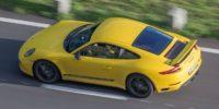 Essai Porsche 911 Carrera T