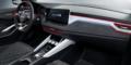 Skoda Vision RS Concept intérieur tableau de bord