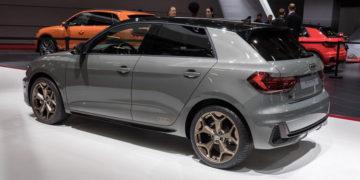 Mondial 2018: Audi A1