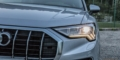 Audi Q3 advanced 35 TFSI argent fleuret