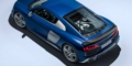 Audi R8 Facelift Bleu Ascari