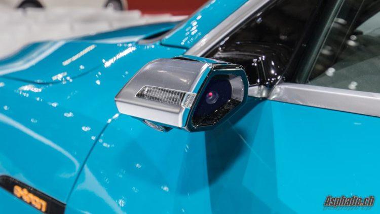 Audi e-tron rétroviseur digital