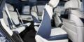 BMW X7 intérieur sièges arrière