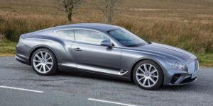 Essai Bentley Continental GT mk3