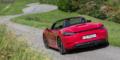 Essai Porsche 718 Boxster GTS 982 Rouge Carmin