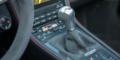Essai Porsche 718 Boxster GTS 982  intérieur alcantara levier vitesse