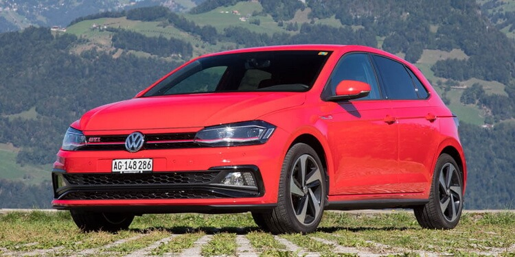 Essai VW Polo 6 GTI