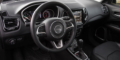 Essai Jeep Compass Limited 1.4 MultiAir intérieur tableau de bord