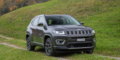 Essai Jeep Compass Limited 1.4 MultiAir