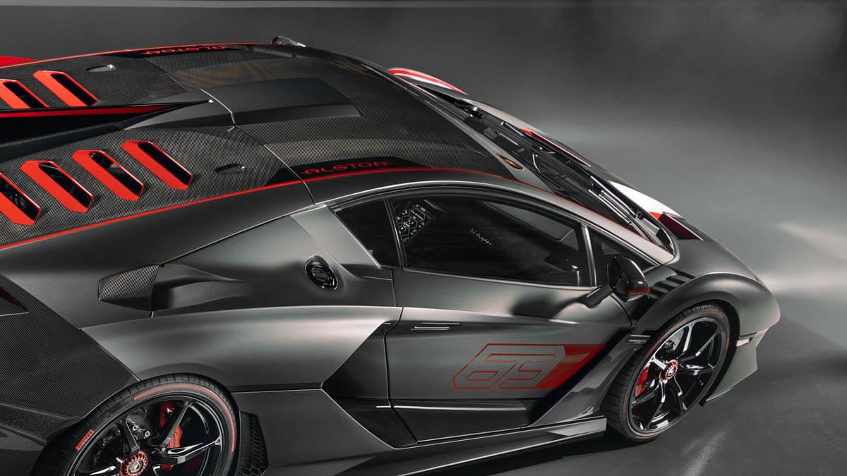 Lamborghini SC18: unique – Asphalte.ch