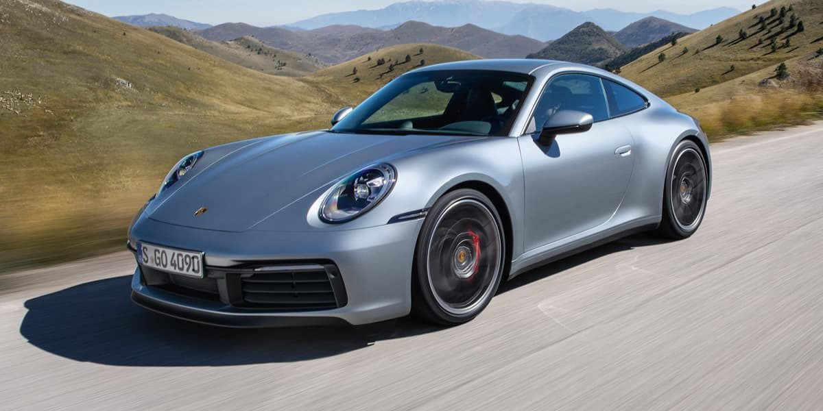 Porsche 911 Type 992