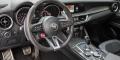 Alfa Romeo Stelvio Quadrifoglio tableau de bord