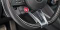 Alfa Romeo Stelvio Quadrifoglio volant carbone bouton start