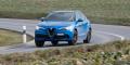 Alfa Romeo Stelvio Quadrifoglio Bleu Misano