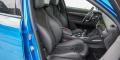 Essai Alfa Romeo Stelvio Quadrifoglio intérieur sièges