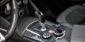 Alfa Romeo Stelvio Quadrifoglio intérieur console levier de sélection