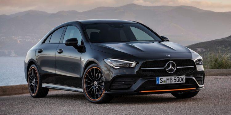 Mercedes CLA Coupé Edition 1 2019