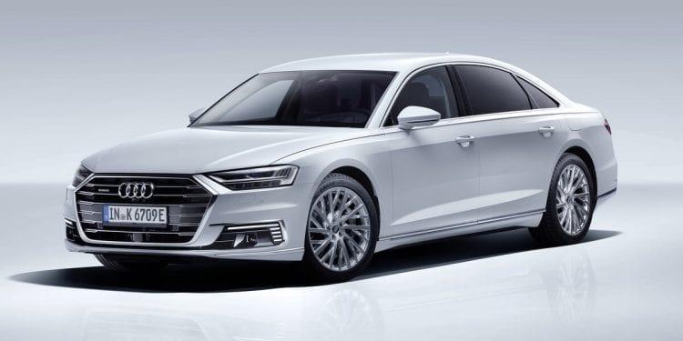 Audi A8L 60 TFSI e