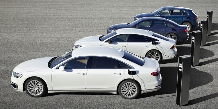 Audi gamme TFSI e