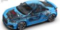 Audi TT RS Coupé 2019 Facelift écroché