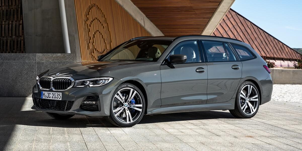 Blue Ridge Mountain Bmw >> BMW Série 3 Touring G21 – Asphalte.ch