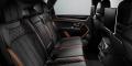Bentley Bentayga Speed sièges arrière