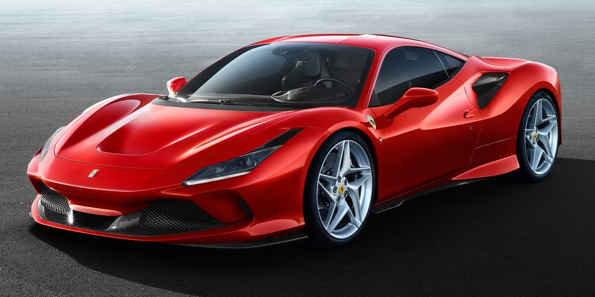 Ferrari dévoile la F8 Tributo — Salon de Genève