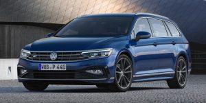 VW Passat B9 Facelift R-Line