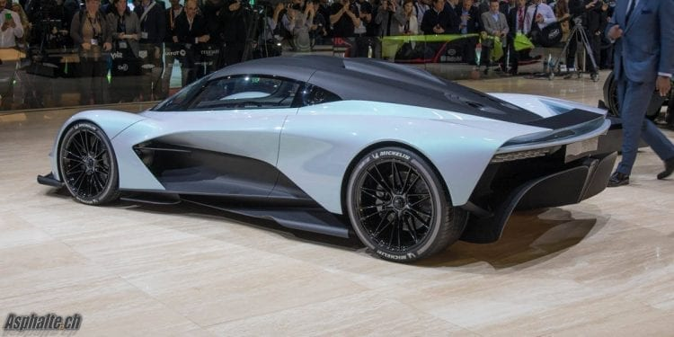 Aston Martin RB003 Genève 2019