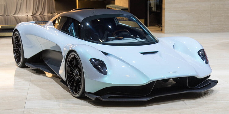 Genève 2019 Aston Martin RB003