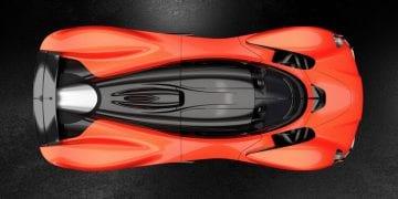 Aston Martin Valkyrie: la Megacar